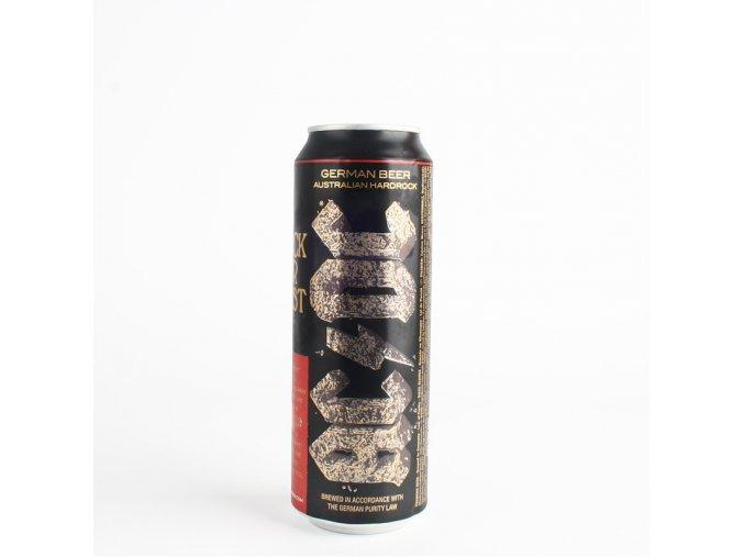 AC DC pivo 0,568 l plech