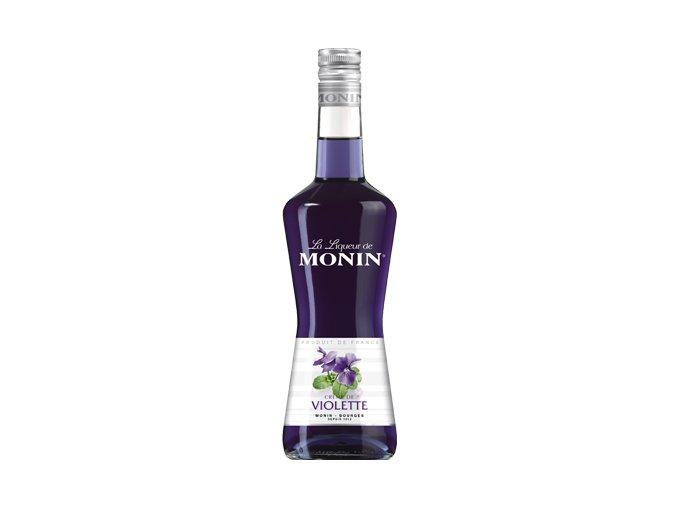 Monin Violette Liquer - Fialkový 16 % 0,7 l