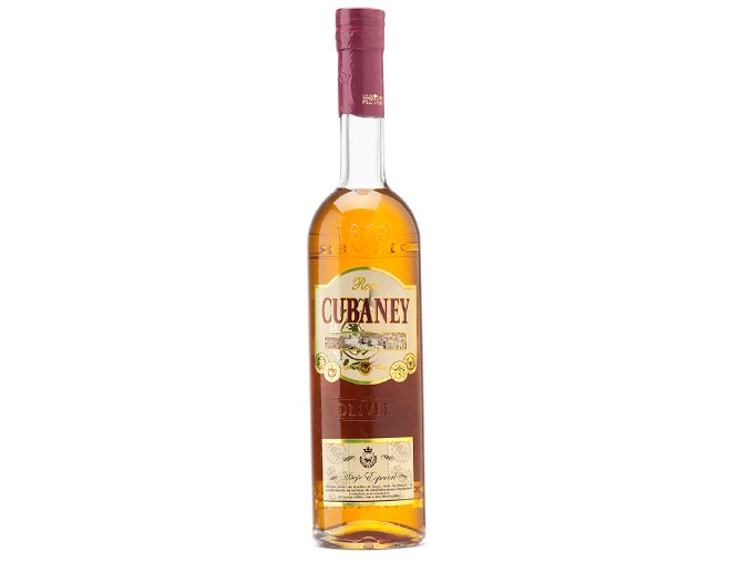 Rum Cubaney Anejo Especial 3 Anos Solera 38% 0,7 l
