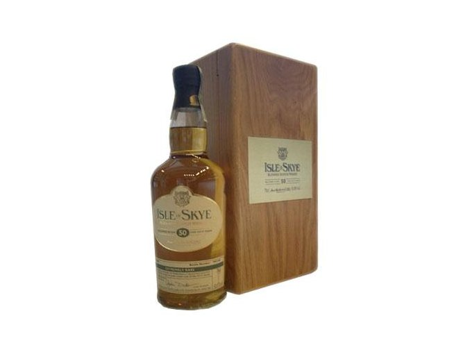 Blended Whisky Isle of Skye 50YO 0,7 l