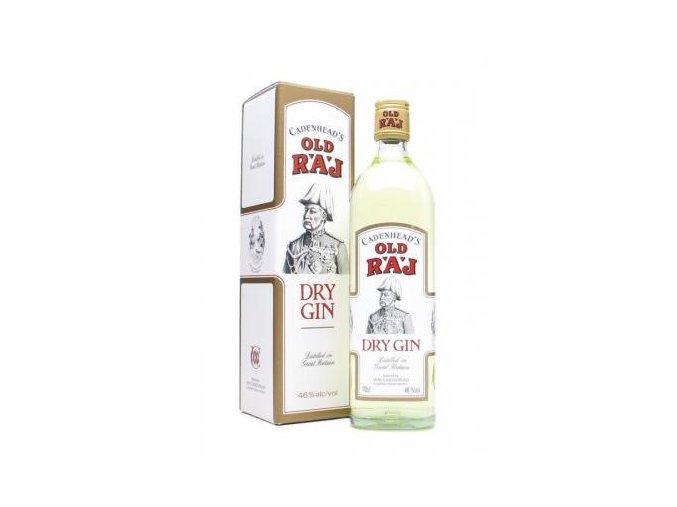 Old Raj Dry Gin 46% 0,7 l