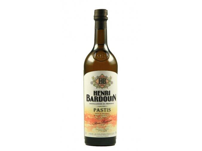 Pastis Henri Bardouin 45% 0,7 l