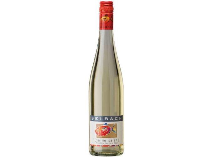 Weingut Selbach Oster Selbach Riesling Fish Qualitatswein trocken 2015 0,75l