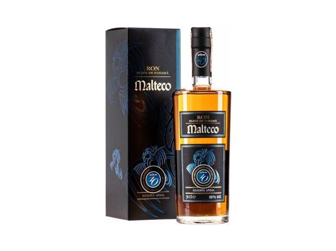 Rum Malteco 10 let 0,7 l