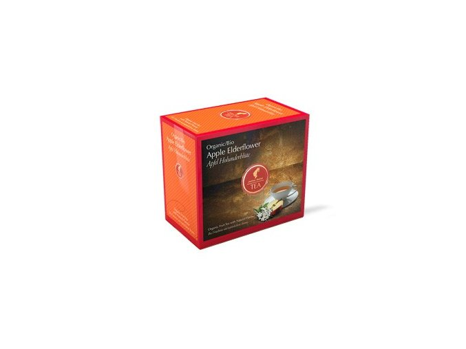 Prémiový čaj Apple Elderflower Organic 20x4 g Julius Meinl