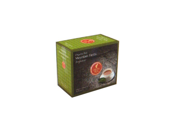 Prémiový čaj Mountain Herbs Organic 20x3 g Julius Meinl