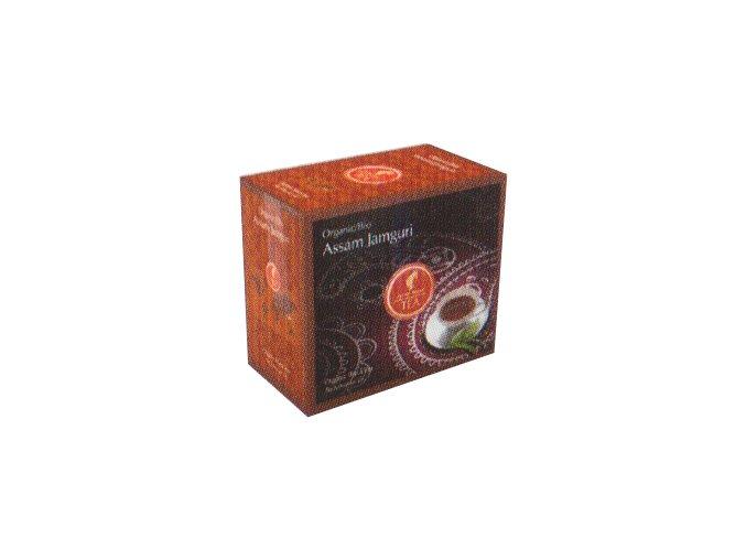 Prémiový čaj Assam Jamguri Organic 20x4 g Julius Meinl