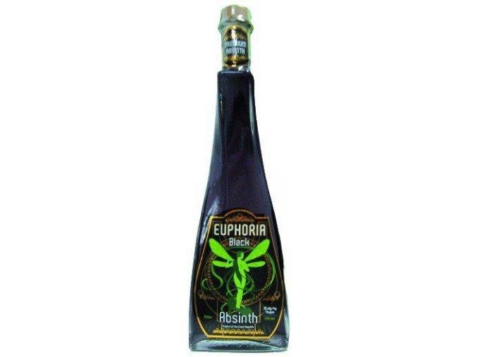 Absinth Euphoria Black 70% 0,5 l  Hills