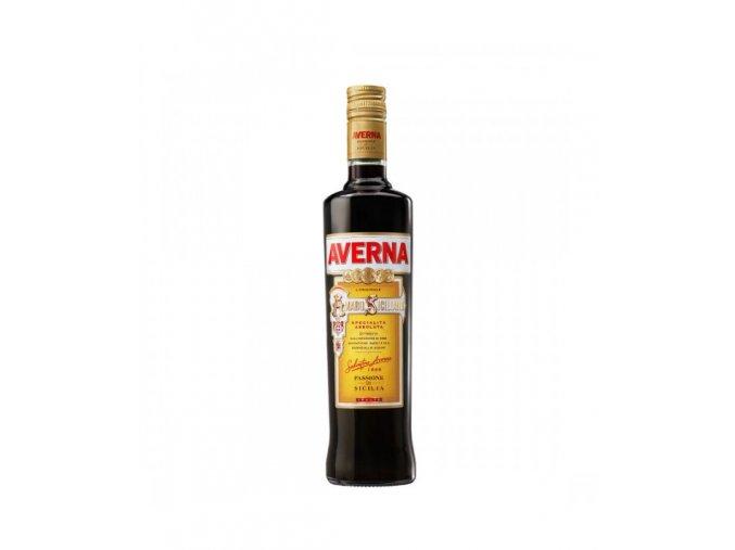 Averna Amaro Siciliano - bylinný likér 29% 0,7l