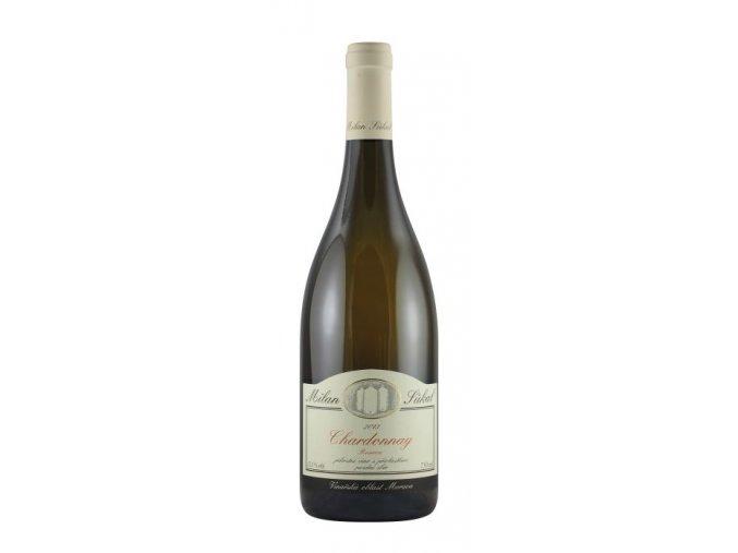 Rodinné vinařství Milan Sůkal Chardonnay Reserve pozdní sběr 2017 0,75l