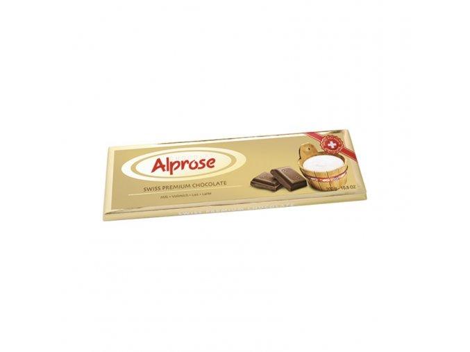 Alprose mléčná čokoláda 300g
