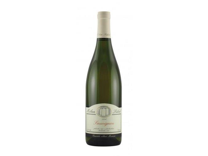 """Rodinné vinařství Milan Sůkal Sauvignon Blanc """"Krásná hora"""" pozdní sběr 2017 0,75 l"""