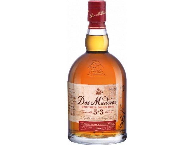 Dos Maderas 5+3 8y 40% 0,7 l (holá láhev)