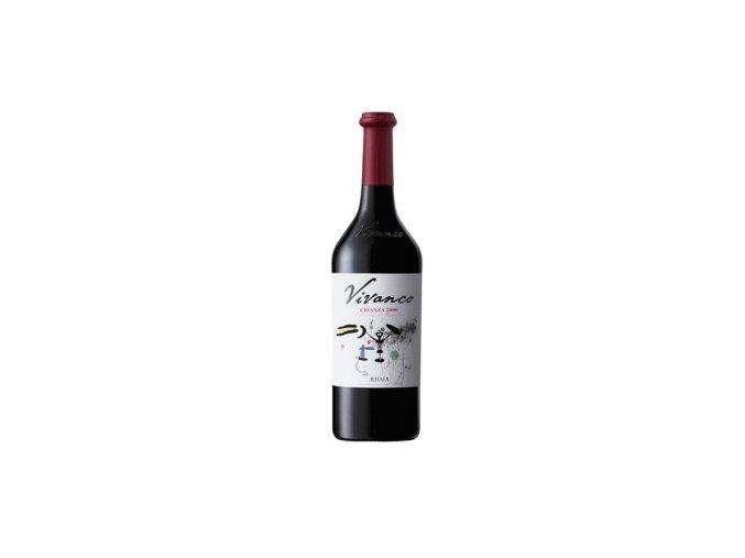 Rioja DOCa Crianza 0,75 l  Bodegas Dinastía Vivanco