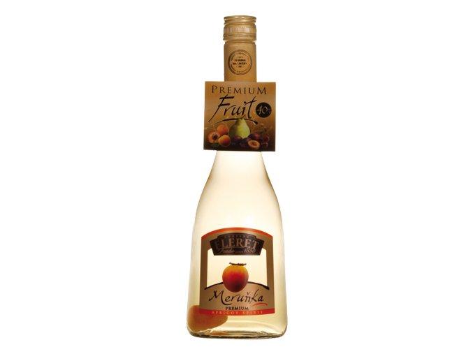 Fleret Fruit Premium Meruňka 0,7 l
