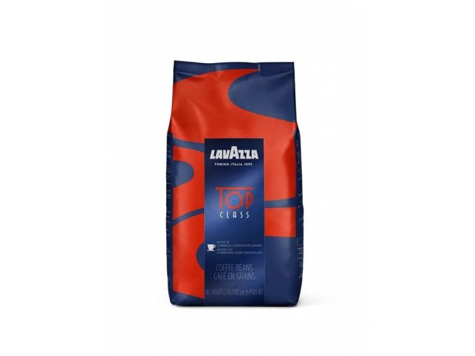Káva Lavazza Top Class 1kg zrno
