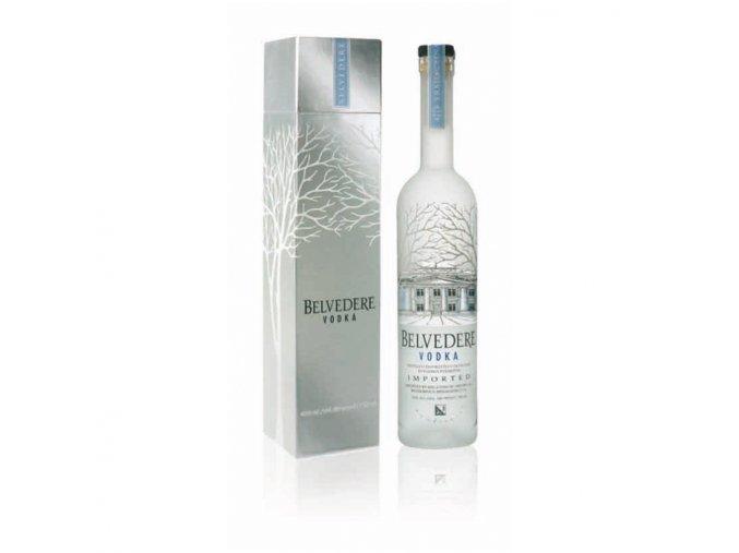 Vodka Belvedere Pure 0,7 l in Giftbox