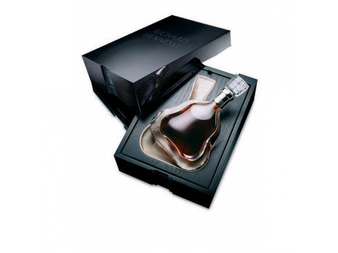 Richard Hennessy in Giftbox 0,7 l