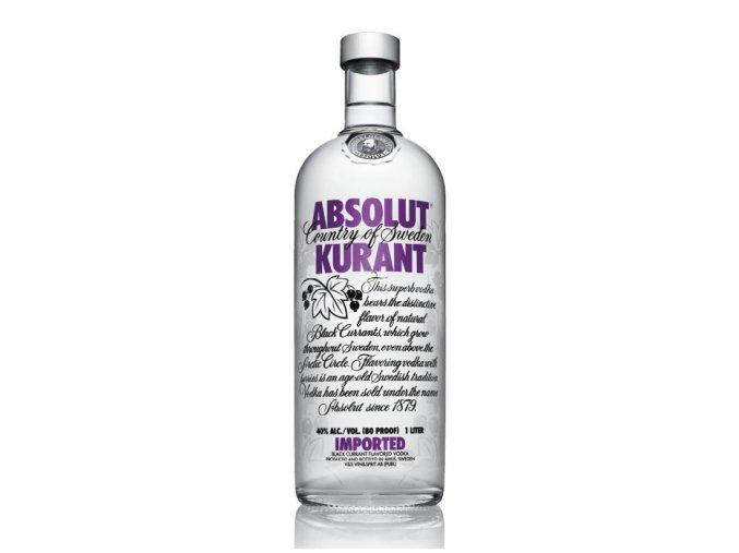 Absolut vodka kurant 1 l