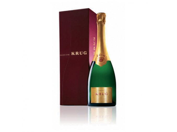 Krug Grande Cuveé in Giftbox 0,75 l
