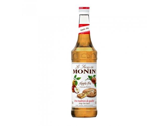 Monin Apple Pie - Jablečný koláč 0,7 l