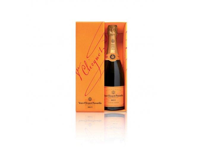 Veuve Clicquot Brut in Giftbox 0,75 l