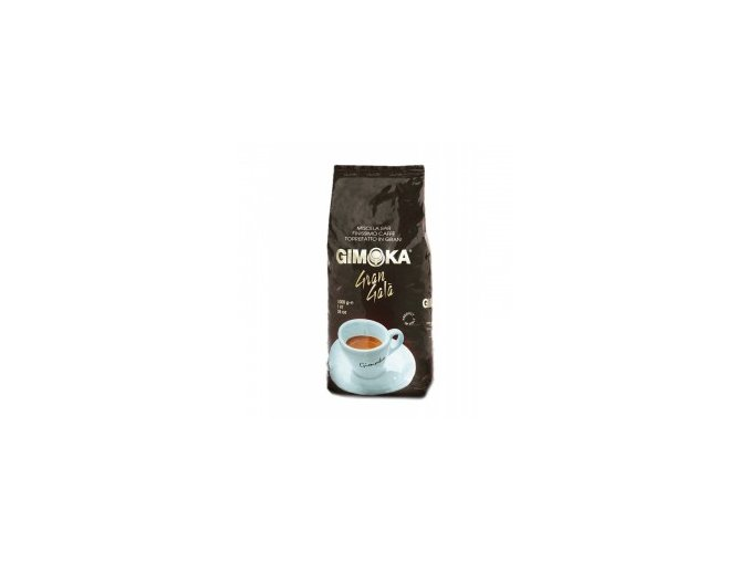 Káva Gimoka Gran Galá zrnková 1 Kg