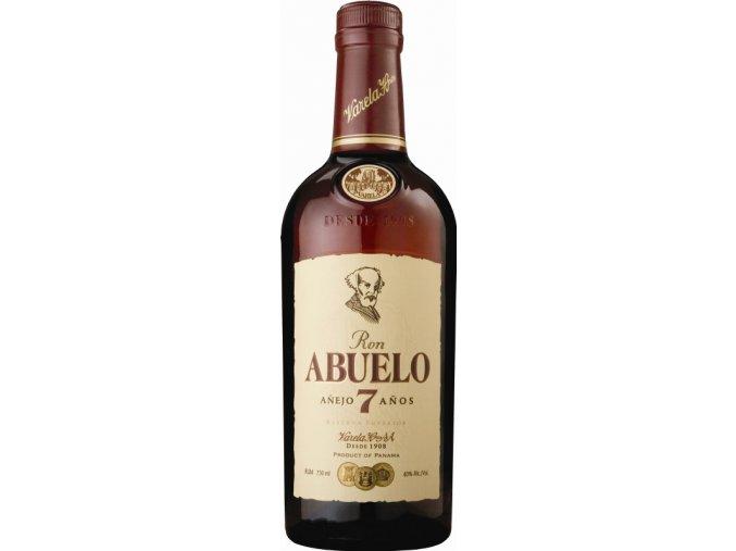 Ron Abuelo Anejo 7 anos 0,7 l