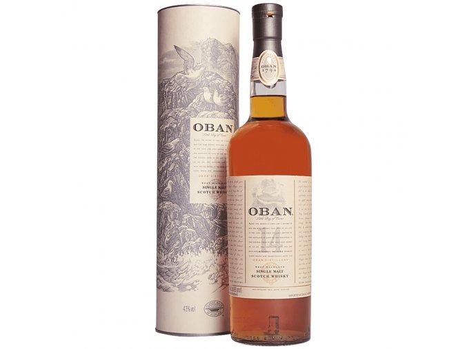 Oban Whisky 14 let 0,7 l