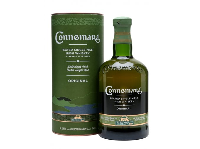 Connemara Peated Single Malt Irish Whiskey 0,7 l