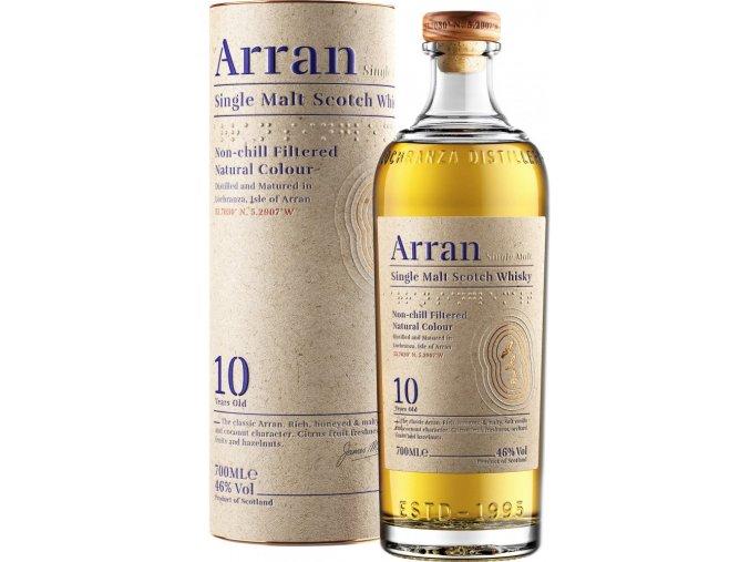 Isle of Arran 10 Years Old Single Malt Whisky 0,7 l