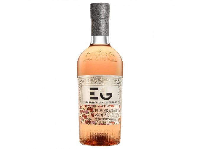 Edinburgh Gin Pomegranate and Rose 20% 0,5 l
