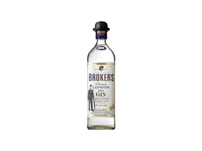 Brokers gin 0,7 l