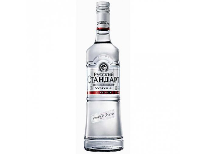 Vodka Russian Standard Platinum 1 l