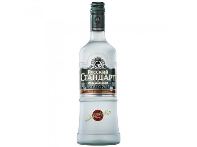 Vodka Russian Standard Original 1 l (Russkij Standart)
