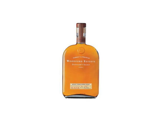 Woodford Reserve Straight Bourbon 0,7 l