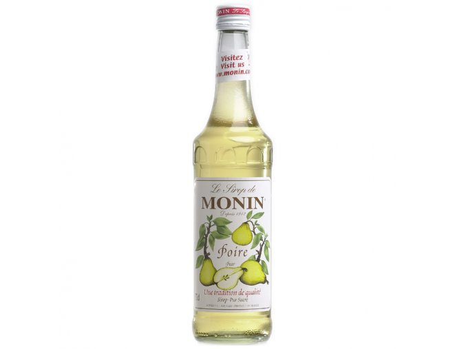 Monin Pear - hruška 0,7 l
