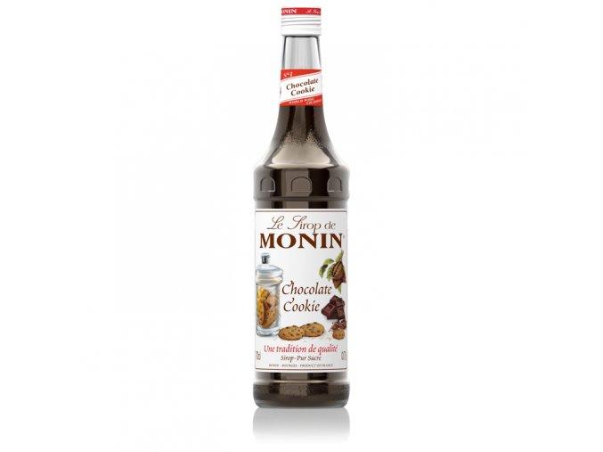 Monin Chocolat Cookie - Americká sušenka 0,7 l