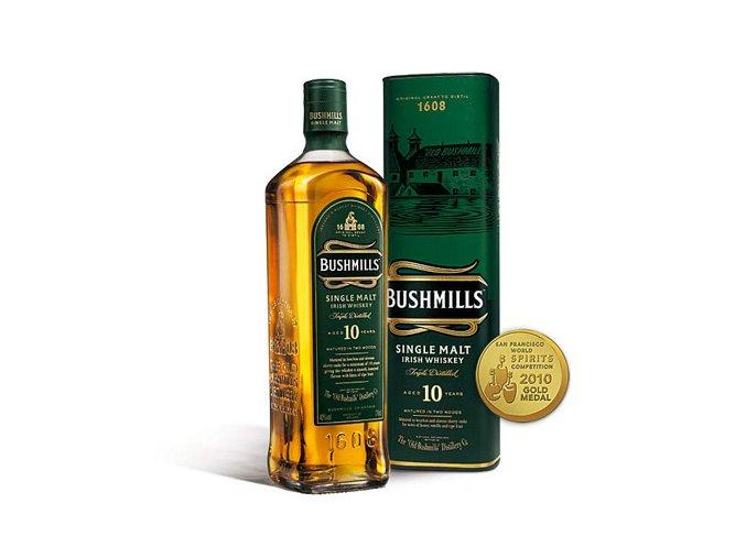 Bushmills Old Single Malt 0,7l 10 letá