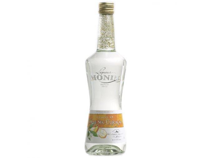 Monin liqueur curacao triple sec 38% 0,7 l