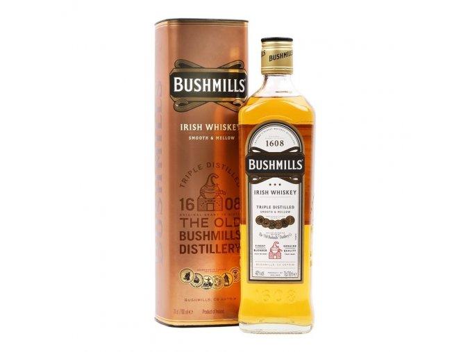 Bushmills Original 0,7 l v tubě