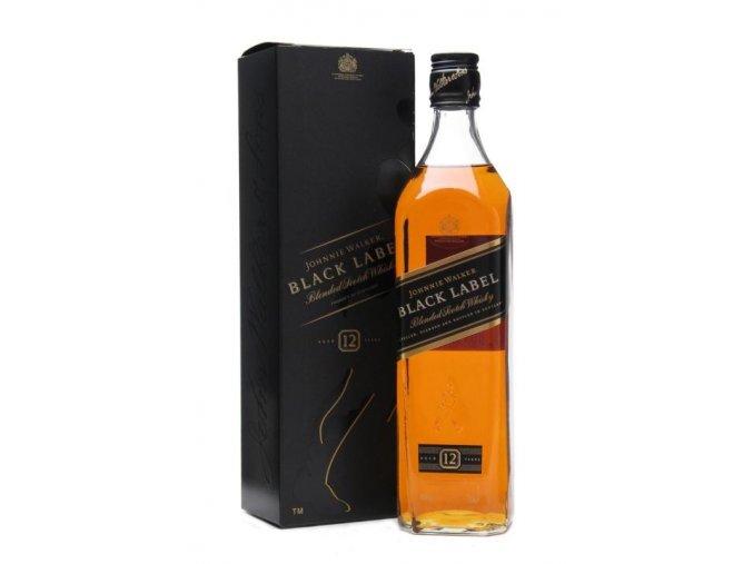 Johnnie Walker Black Label 0,7 l 12 letá