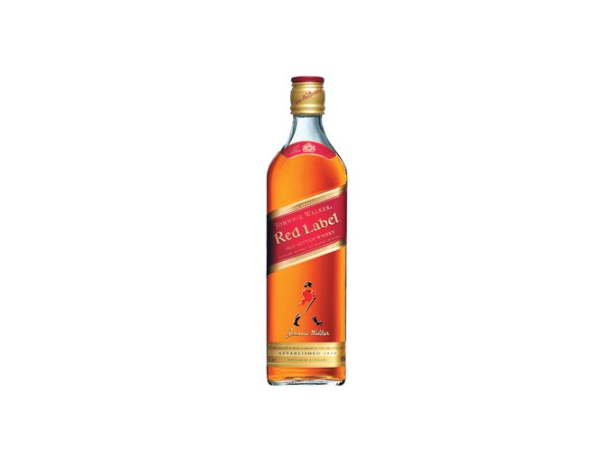 Johnnie Walker Red Label 1 l
