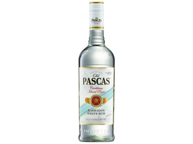 Old Pascas White Rum 0,7 l