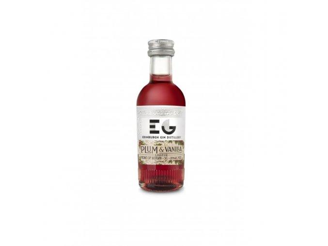 Edinburgh Gin Plum and Vanilla 0,005l