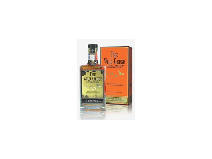 Wild Geese Limited Edition 4th Centennial Irish Whiskey 0,7 l
