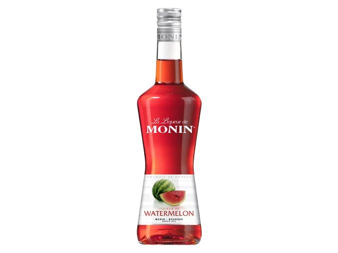 Monin Watermelon Liqueur 20% 0,7 l