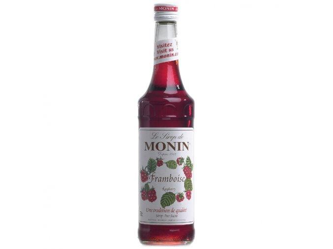 Monin raspberry - malina 0,7 l