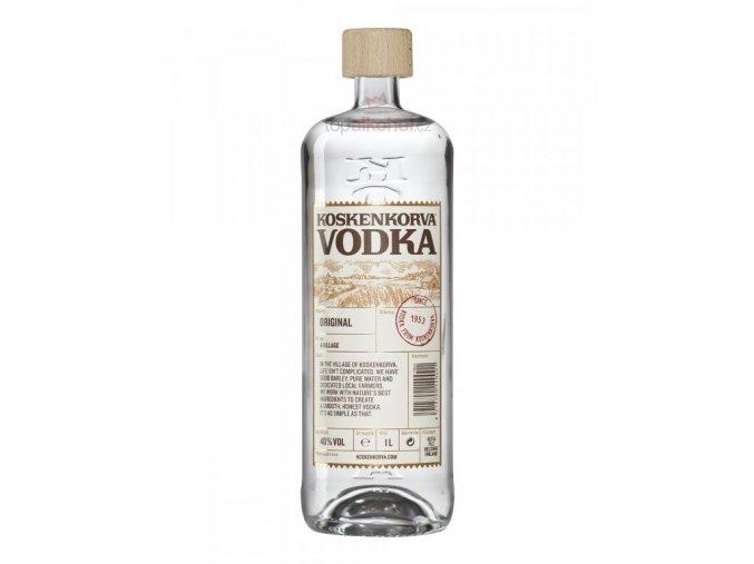 Vodka Koskenkorva 40% 1 l