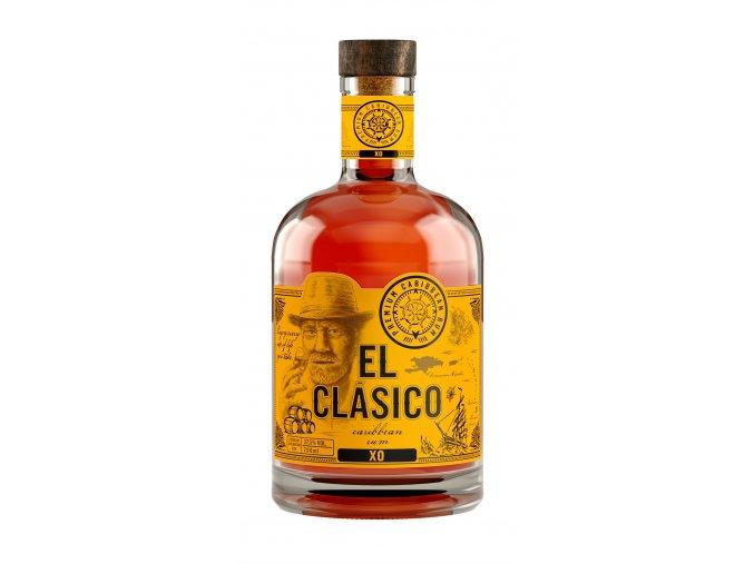 EL Clasico Rum XO 37,5% 0,7l